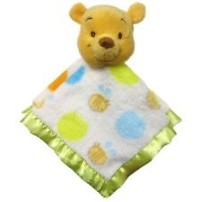 Disney 12x12 Baby Pooh  Security Blanket - Discontinued