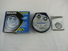 vintage: Philips AX3200 Jogproof Portable CD Player