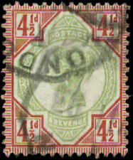 Great Britain Scott #117 Used