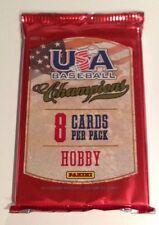 2013 Panini USA Champions HOBBY Pack Kris Bryant Bat Knob Griffey Auto 1/1?
