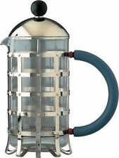 Alessi - MGPF 8 - Press filter coffee maker or infuser - 8 Cup, 72 cl Capacity