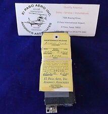 Cessna Arc R-402A Marker Beacon Receiver P/N 42410-5128. W/ 8130 $175