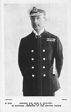 POSTCARD  PERSONS   NAVY  ADMIRAL  Sir  John  R  JELLICOE