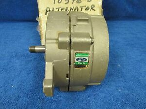 1970's FORD  LINCOLN  MERCURY  100 AMP ALTERNATOR    REBUILT  915