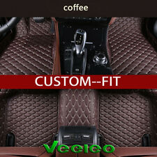 6 Colors Floor Mats for BMW 3 Series M3 E92 Coupe 2 door 2006-2013 Carpets Liner