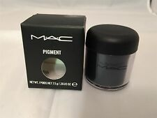 MAC DEEP BLUE GREEN Pigment EyeShadow EyeShadow .26oz/7.5g BNIB