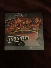 Insanity by Shaun T/Beachbody-Complete 10 Disc Set!
