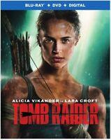 Tomb Raider [New Blu-ray] With DVD, UV/HD Digital Copy, Ac-3/Dolby Dig