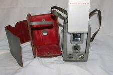 Vintage Ansco Flex II Camera with case