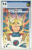 Doctor Tomorrow #3 CGC 9.8 Graded Peach Momoko Variant Valiant Comics Pre-Order