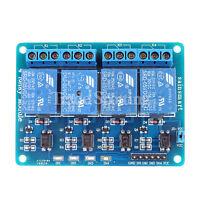 5V 4-Channel Relay Module for Arduino PIC ARM DSP Arduino UNO R3 Raspberry Pi