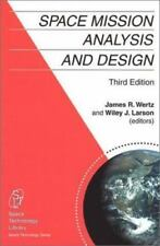 Space Technology Library: Space Mission Analysis and Design (1992, Paperback, Re