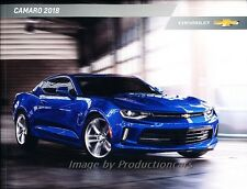 Chevrolet Camaro ZL1 ORIGINAL DEALER ONLY confidential booklet