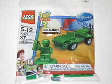 Lego 30071 Toy Story 3 Army Man Jeep New