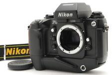 < Quasi Nuovo > Nikon F4S 35mm Fotocamera SLR Film Solo Corpo S/N 250xxxx dal Giappone (444)