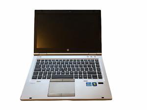 HP Elitebook 8460p Intel i5 -  2520M 2.5GHz 8GB RAM 320GB windows 10 laptop