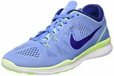 Nike Women's Free 5.0 TR FIT 5 Blue/Purple Sz 7.5 704674-402 Training Shoes