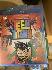 Teen Titans The Complete Series Blu Ray Disc sealed new cartoon kids children