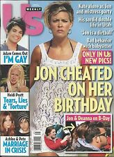 US Weekly magazine Kate Gosselin Adam Lambert Ashlee Simpson Pete Wentz