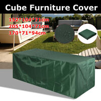 Waterproof Garden Patio Furniture Cover Set Table Sofa Bench Square  4