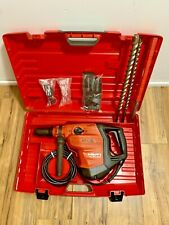 Hilti Te 80 Atcavr Rotary Chipping Demolition Hammer Drill 80 76 60 56 50