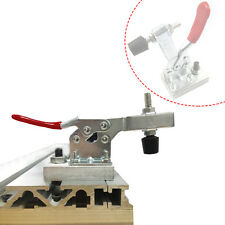 CNC Work Table Metal Clamp Engraver Fastening Platen Router Fixture Fixture Plat