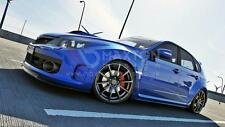 Frontal Divisor (Gloss Negro) - Subaru Impreza Mk3 Wrx Sti 2009-2011