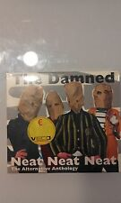 DAMNED - NEAT NEAT NEAT THE ALTERNATIVE ANTHOLOGY  - 3 CD