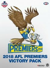 AFL: Premiers 2018 - West Coast Eagles Victory Pack - DVD (NEW & SEALED)