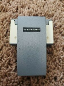 Mansfield 16mm Film Splicer | #42341 | used Condition