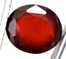 AGSL Certified 6.85 Ct Natural Orange Ceylon Hessonite Garnet Untreated GemStone