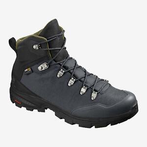 Salomon Outback 500 GTX Ebony / Black / Grape Boots Walking Hiking Outdoor boots