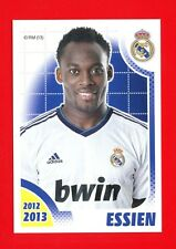 REAL MADRID 2012-2013 Panini - Figurina-Sticker n. 121 - ESSIEN