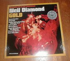"NEIL DIAMOND 1981 ""Gold"" LP w Sweet Caroline (RCA record club) SEALED NM"