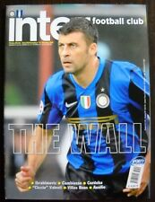 RIVISTA=INTER FOOTBALL CLUB=N.12 DICEMBRE 2008=SAMUEL