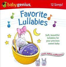 Baby Genius : Favorite Lullabies CD