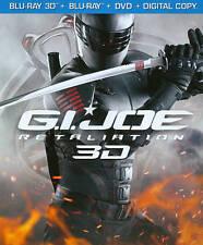 G.I. JOE: RETALIATION NEW BLU-RAY NOT 3D