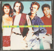 PREFAB SPROUT From Langley Park to Memphis NEW CD 10 track Lyrics Booklet