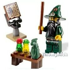 Lego 7955 Wizard Minifigure and Accessories Set - Sealed Bag No Box NEW