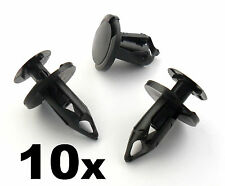 10x Land Rover Wheel Arch Clips- Bumper Wing Lining Splashguard Shields P38 etc