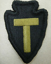 US ARMY 36TH ID INFANTRY TEXAS T PATCH MULTICAM NEW UNISSUED