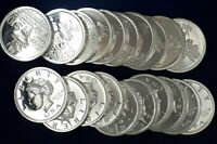 ROLL OF 20 X  1/2  HALF OZ .999 SILVER LIBERTY 2005 COINS  ROUNDS 10 OZS RARE