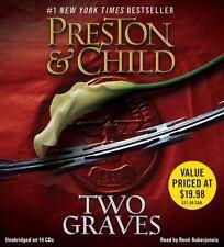 Two Graves by Preston, Douglas, Child, Lincoln in New