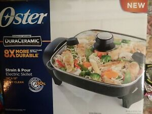 Oster Duraceramic Electric Skillet 12""