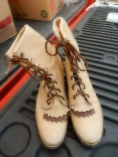 Laredo Cowgirl Lace Up Boots, Size 6M
