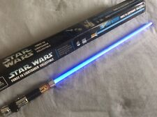 Star Wars Master Replicas Obi Wan Kenobi Force FX Lightsaber Collectible