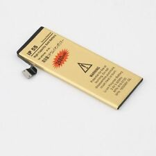3.7V High-Capacity Gold Battery Replacement for Apple iPhone 5S - Canada