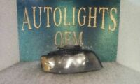 Passenger Headlight Excluding Convertible Xenon HID Fits 03-05 AUDI A4 70159