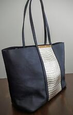 NWOT INC International Concepts Jacie Tote Handbag Gold MSRP $119