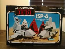 Star wars isp-6 Mini Rig Sealed Nib Wave 4 rotj misb vintage